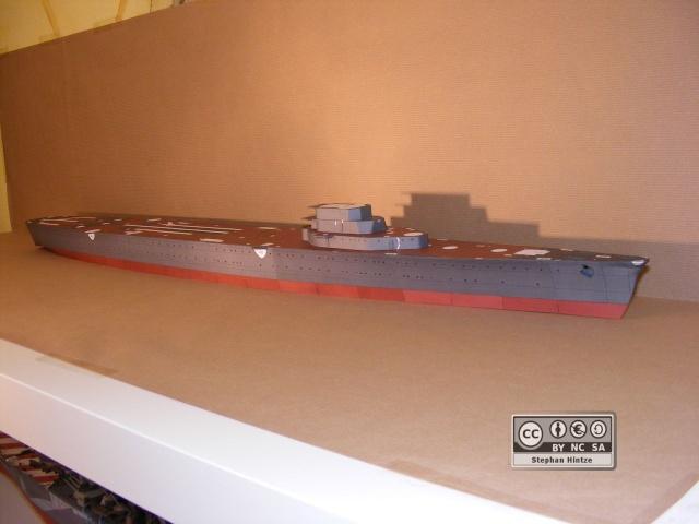 Seeflugzeugträger IJN Nisshin, Angraf 1:200 - Baubericht I013510