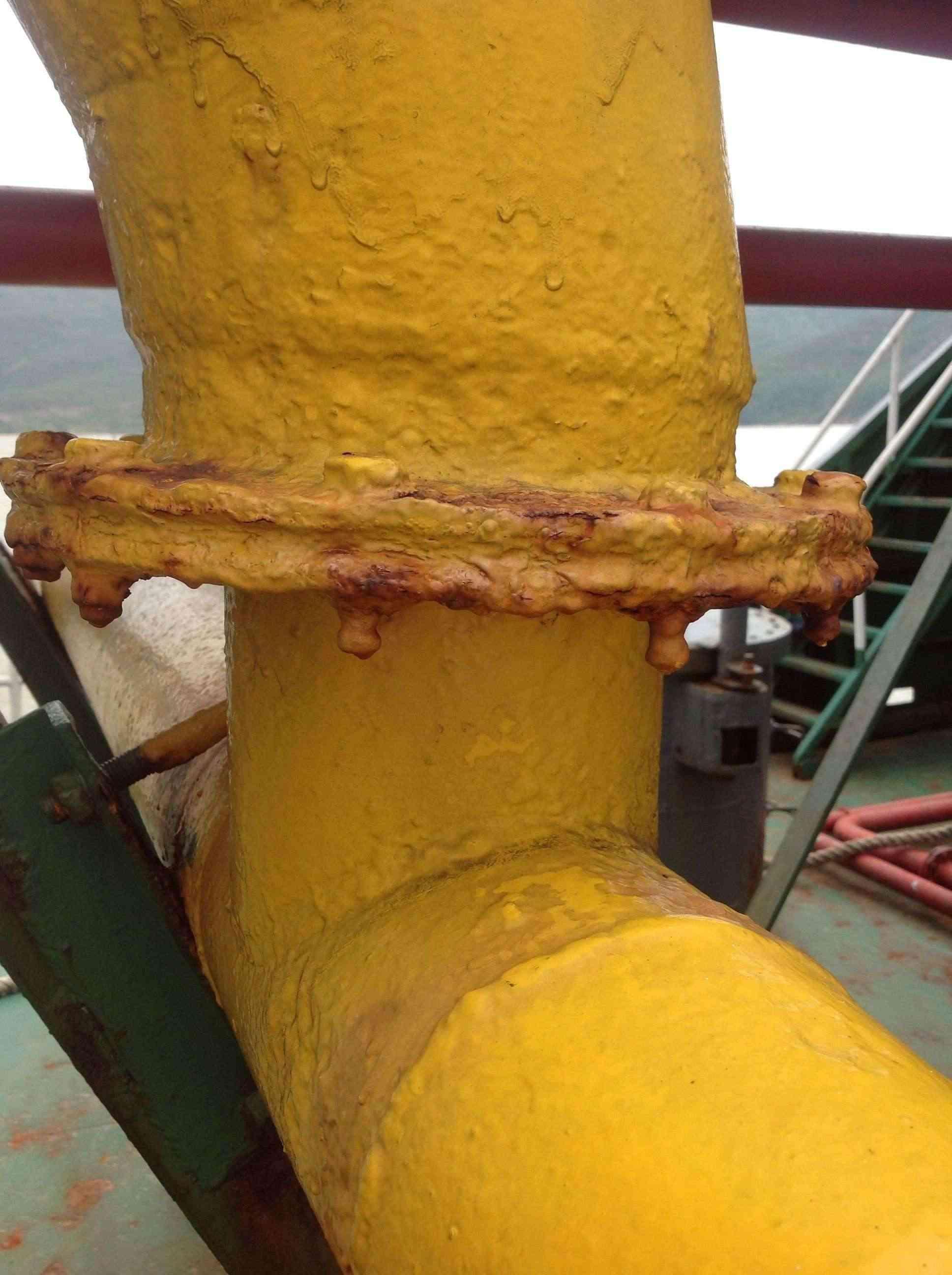 Thi công chống thấm, gia cường bề mặt vỏ tàu bằng vật liệu siêu bền Polyurea ! Aa88e910