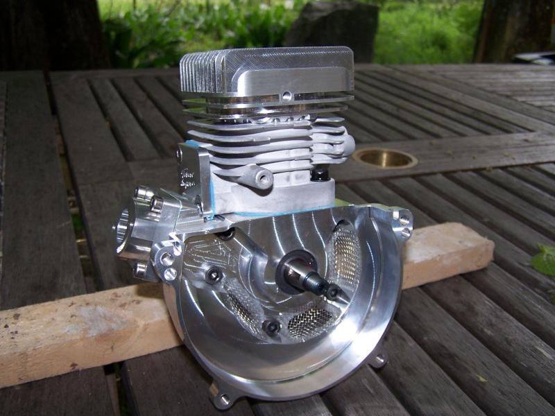 Protection d'entrée d'air du carter moteur 00616110