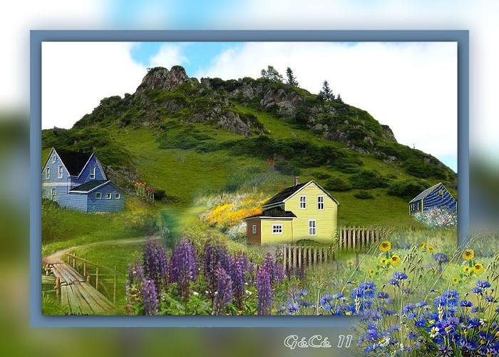 Colline fleurie (PSP/ Coups de pinceaux) Collin10