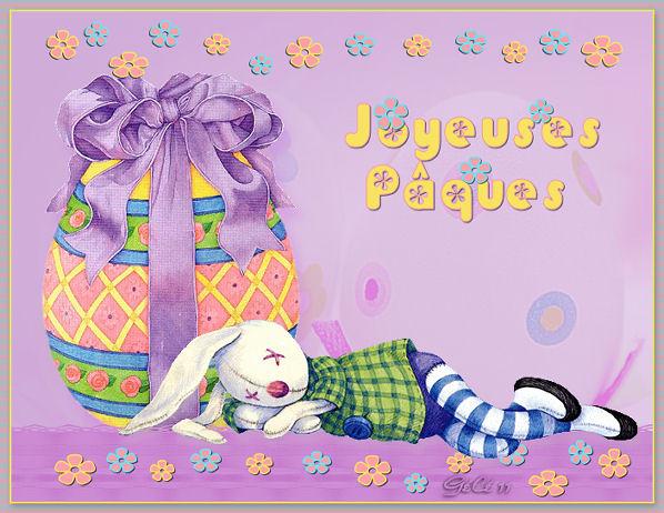 Lapin de Pâques(Psp) Joyeus10