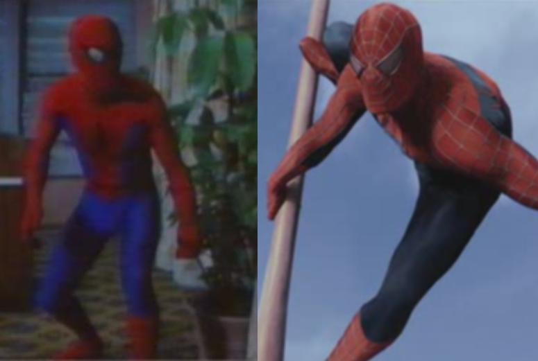 Película de Spiderman (1976) Spidey10