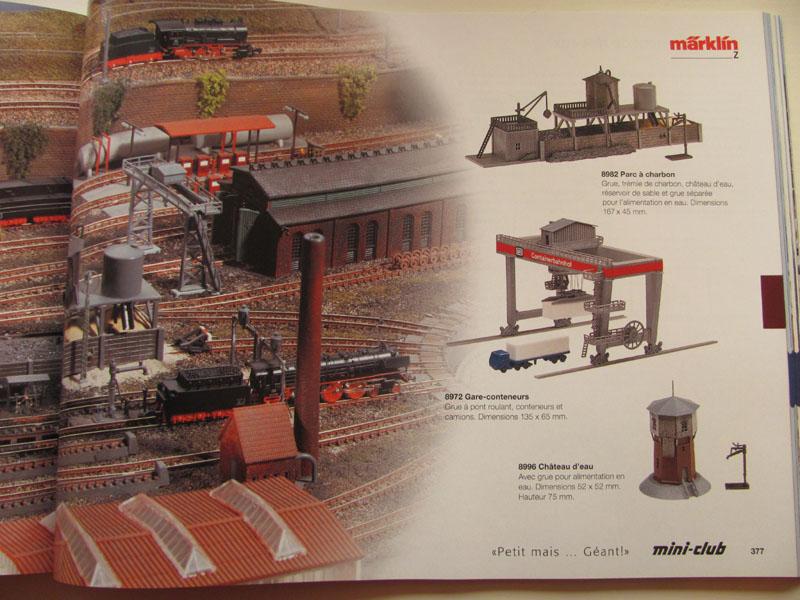 [Märklin] Catalogue 1999-2000 - Page 9 Img_1784