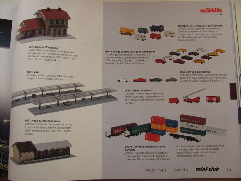 [Märklin] Catalogue 1999-2000 - Page 9 Img_1786