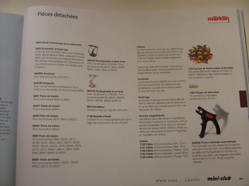 [Märklin] Catalogue 1999-2000 - Page 9 Img_1788