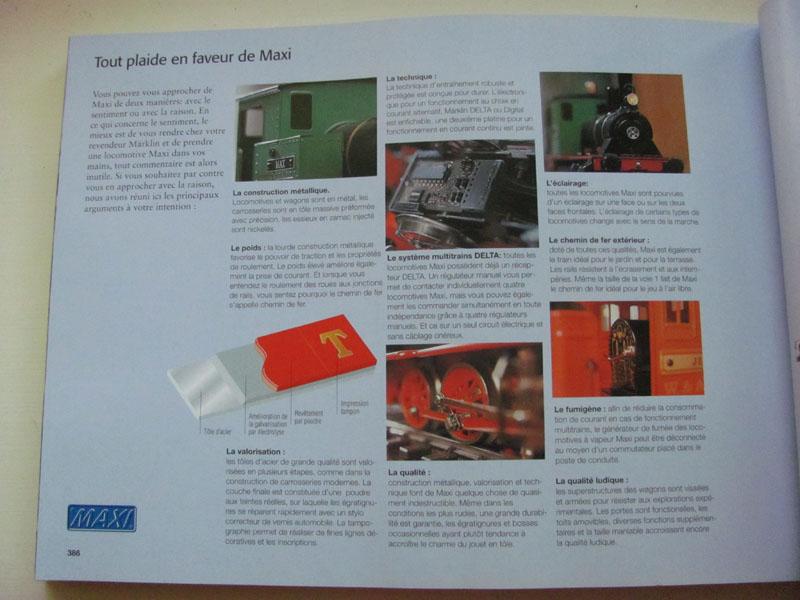 [Märklin] Catalogue 1999-2000 - Page 9 Img_1828