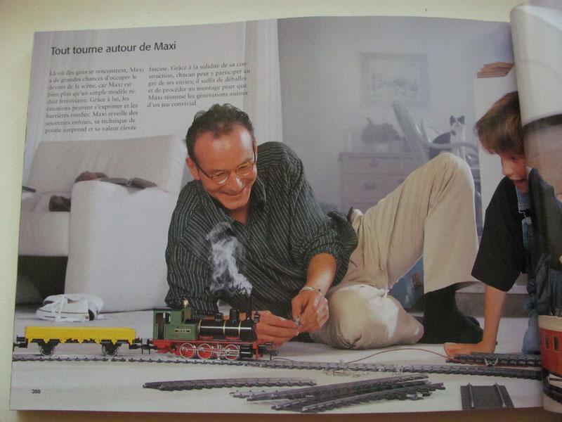 [Märklin] Catalogue 1999-2000 - Page 9 Img_1830