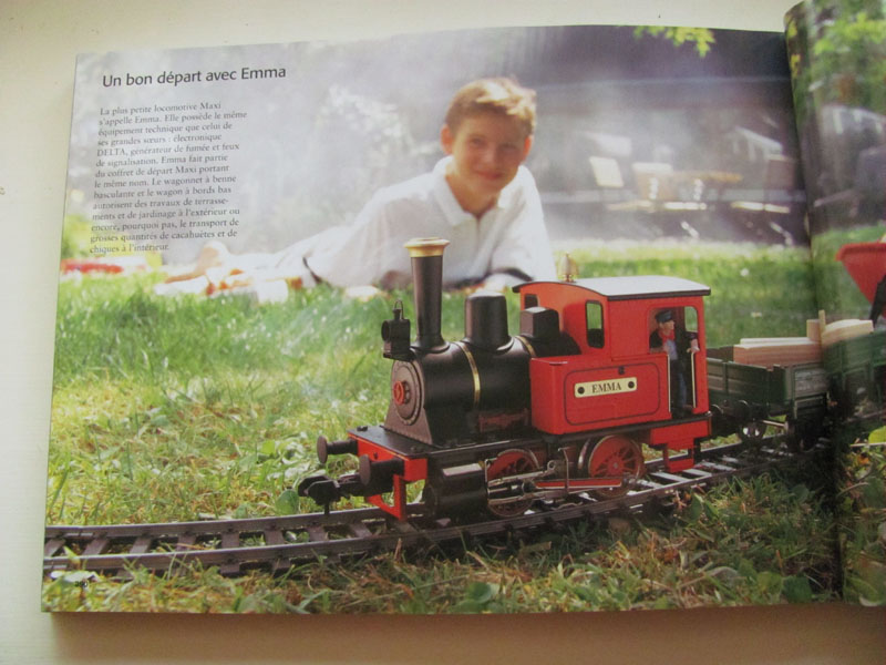 [Märklin] Catalogue 1999-2000 - Page 9 Img_1832