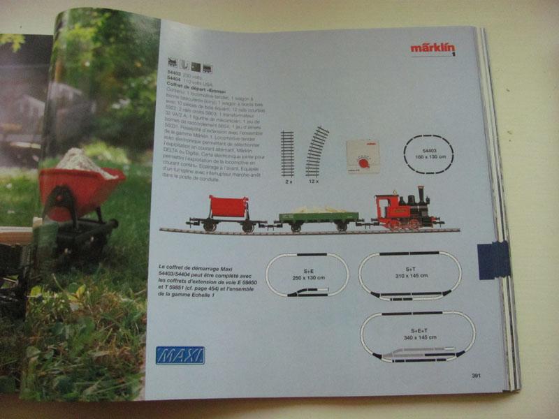 [Märklin] Catalogue 1999-2000 - Page 9 Img_1833
