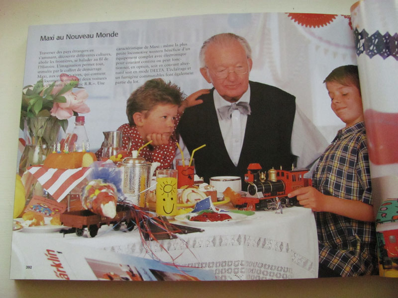 [Märklin] Catalogue 1999-2000 - Page 9 Img_1834