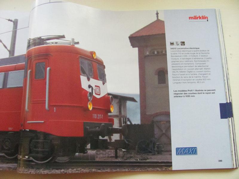 [Märklin] Catalogue 1999-2000 - Page 9 Img_1844