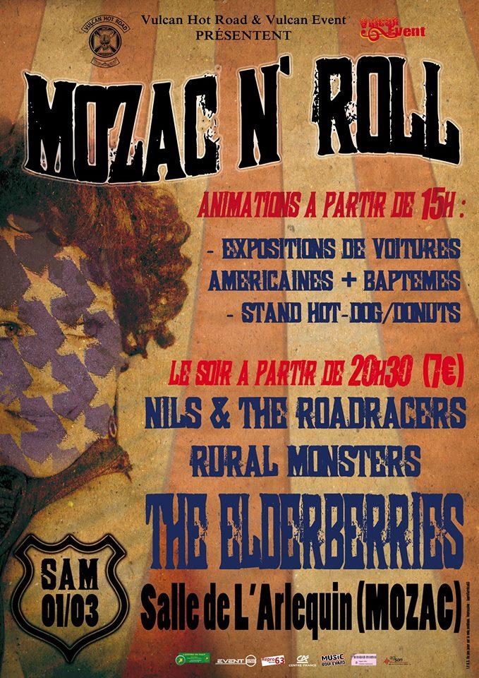 Mozac'n'Roll (63) - 1er mars 2014 Mozac10