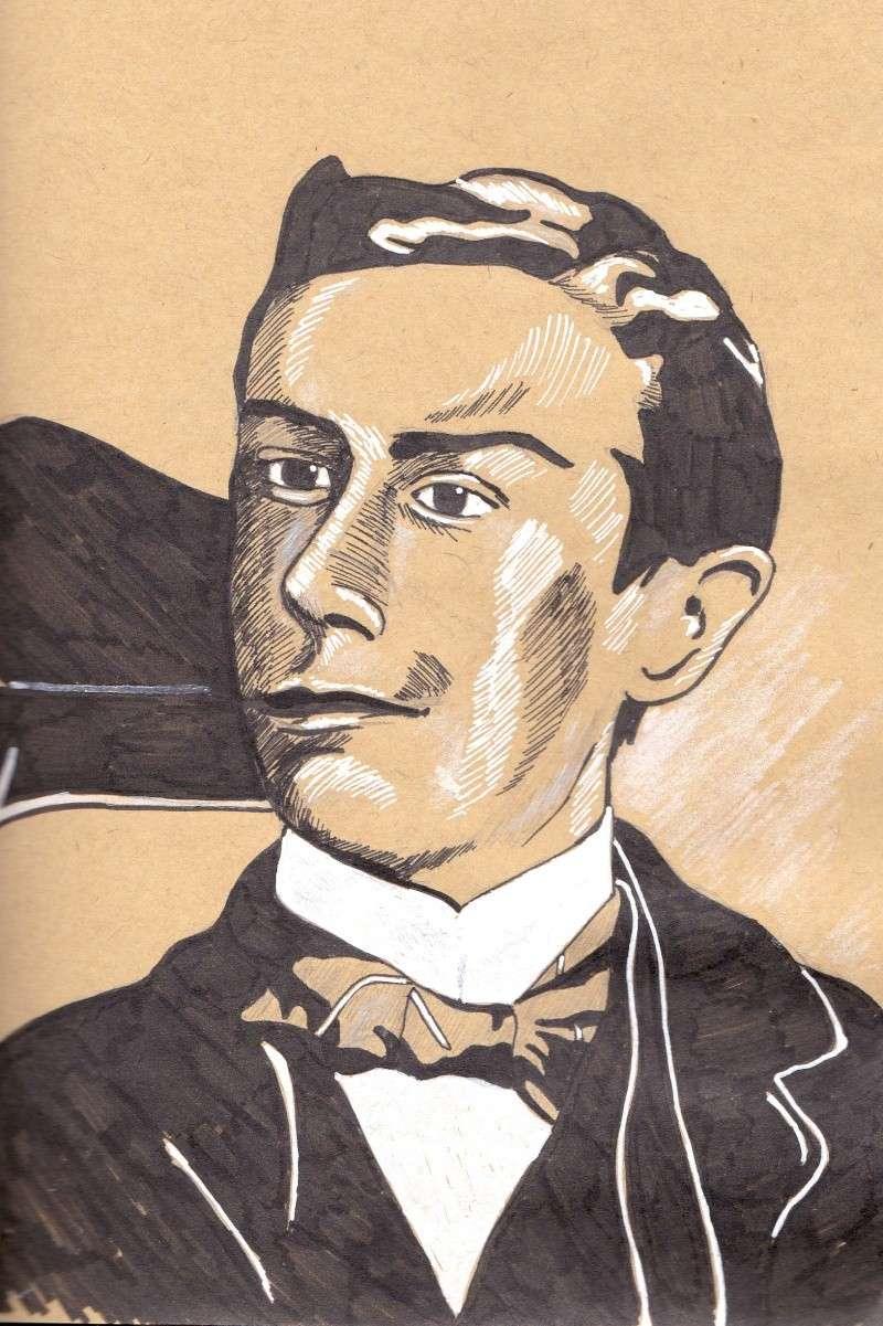 Portraits de passagers et autres gribouillis  - Page 2 Img10