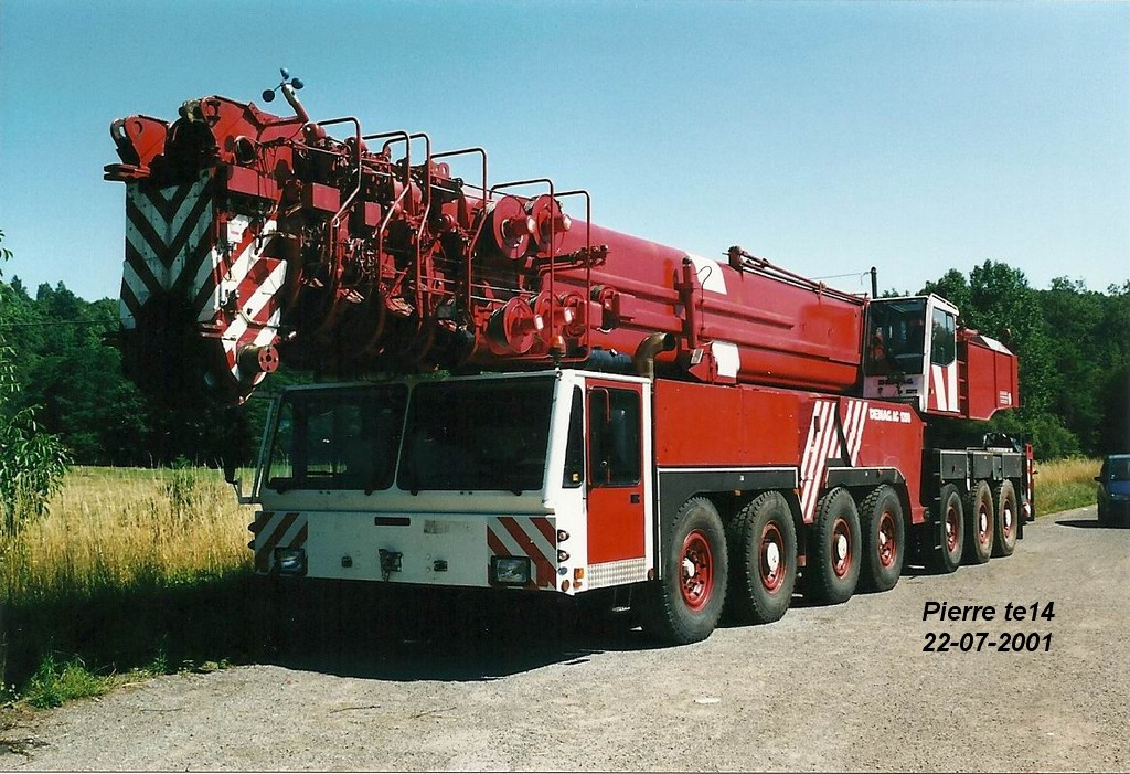 Les anciennes grues DEMAG - Page 6 2001-010