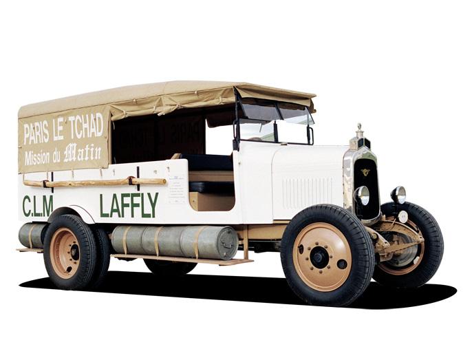 Les diesels Renault à l'épreuve du Sahara Laffly10