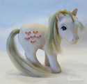 [TUTO-REIMPLANTATION] Bien choisir ses mèches Dollyhair pour les poneys Colomb12