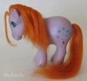 [TUTO-REIMPLANTATION] Bien choisir ses mèches Dollyhair pour les poneys Orange10