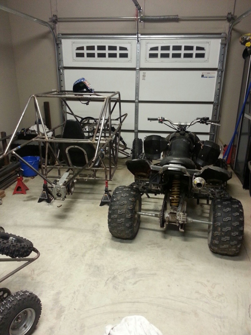 My one seater build Compar11