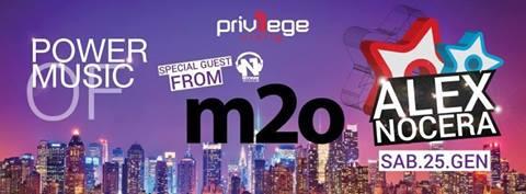 Sabato 25.01 @Privilege - Special Guest DJ ALEX NOCERA Facebo17