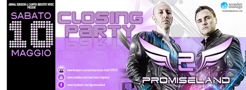 Sabato 10.05 @Campus Industry - *** CLOSING PARTY WITH PROMISE LAND *** Foto_011