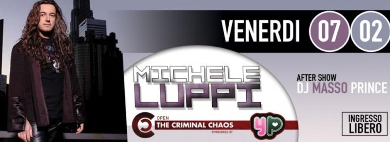 Venerdì 07.02 @Campus Industry - Michele Luppi Live + MASSOPRINCE Dj Show Venerd11