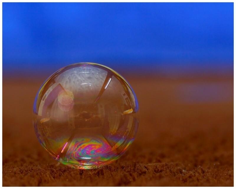 Savez-vous comment coincer la bulle ? Coince13