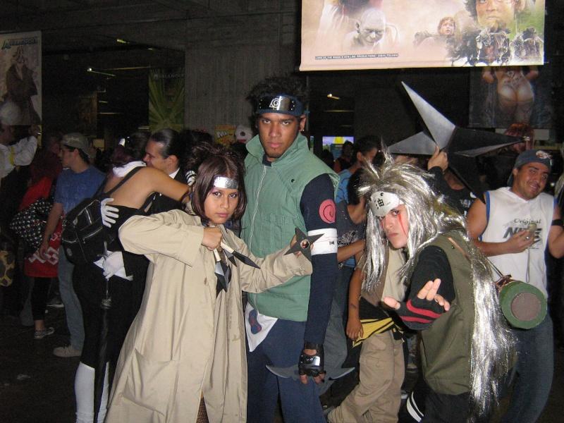 Algunas fotos de la convencion Avalancha Imagen18