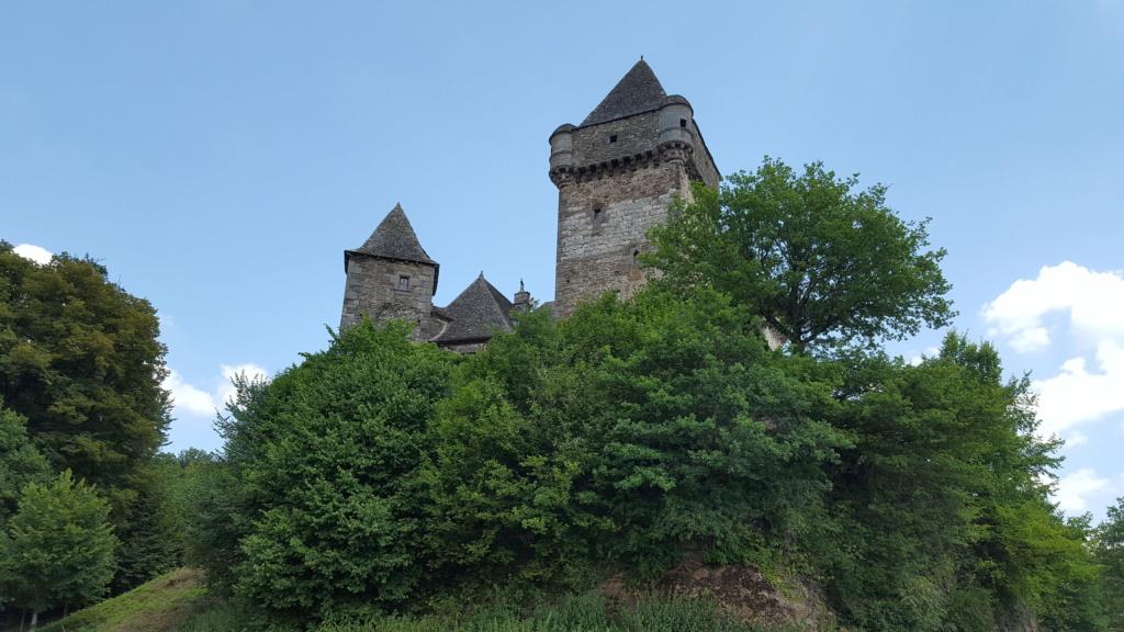 Raulhac et le château de Messilhac 20180752