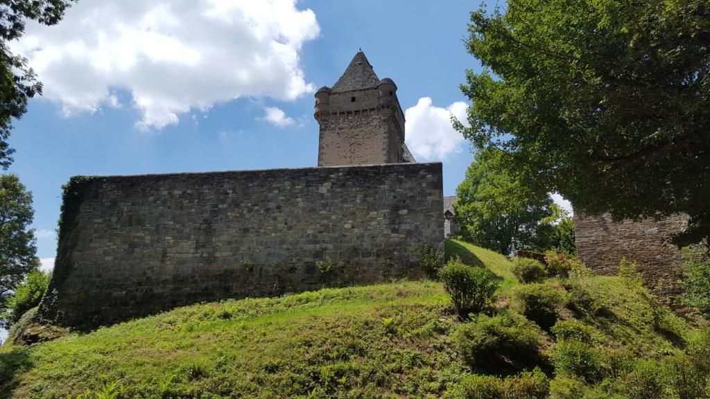 Raulhac et le château de Messilhac 20180753