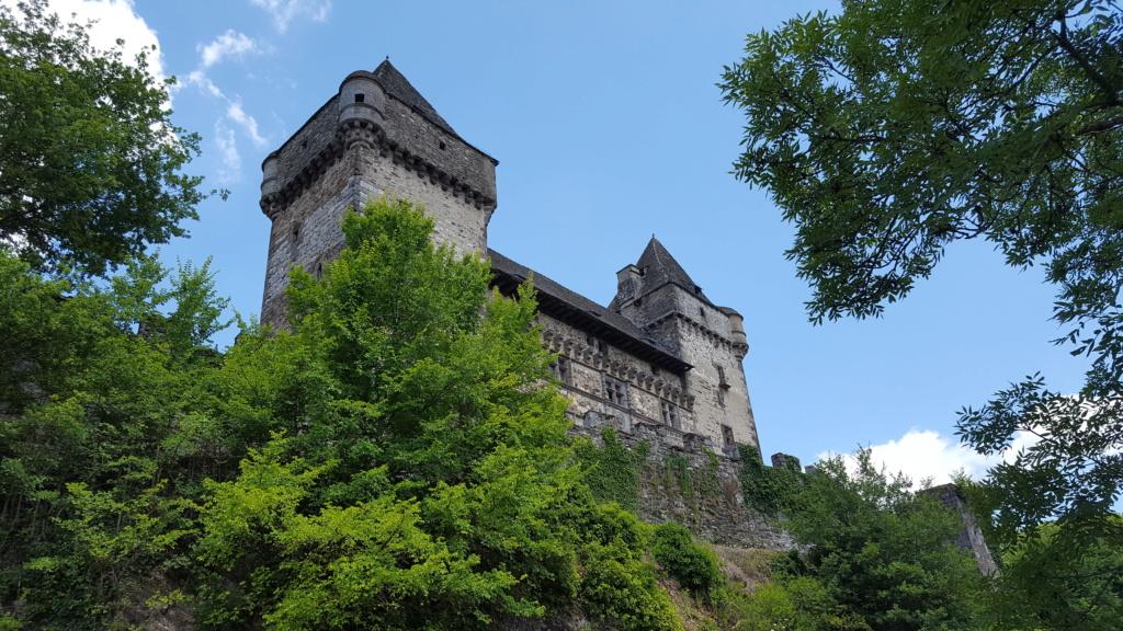 Raulhac et le château de Messilhac 20180754