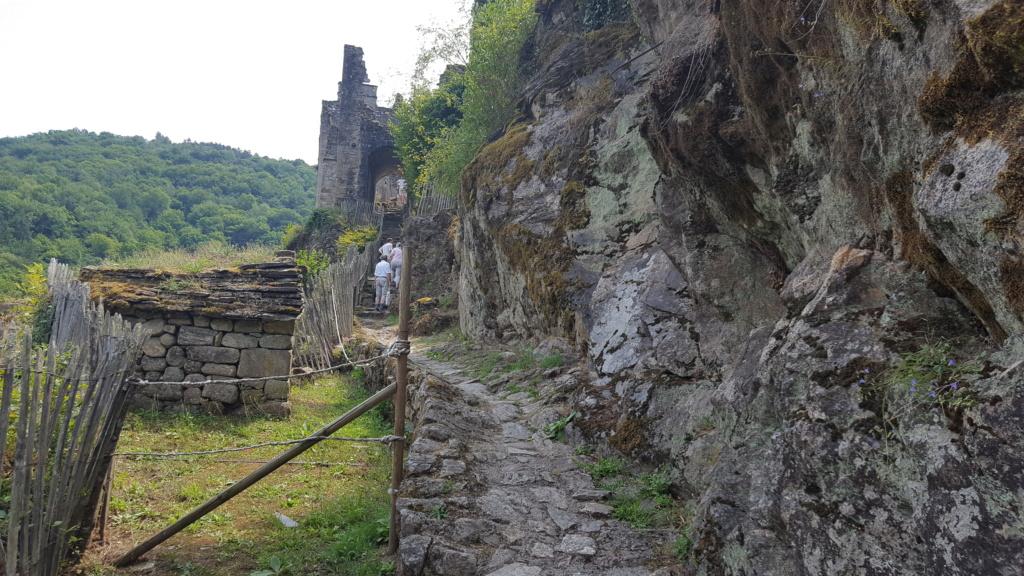 Les Tours de Merle (Corrèze) 20180756