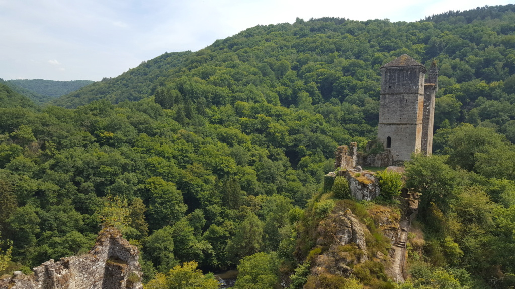 Les Tours de Merle (Corrèze) 20180758