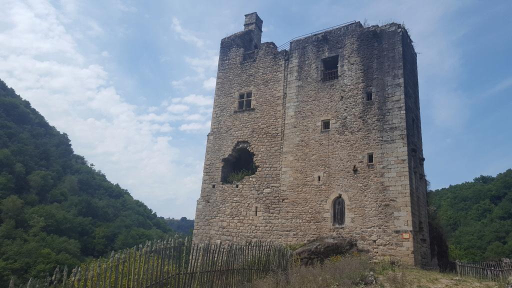 Les Tours de Merle (Corrèze) 20180760