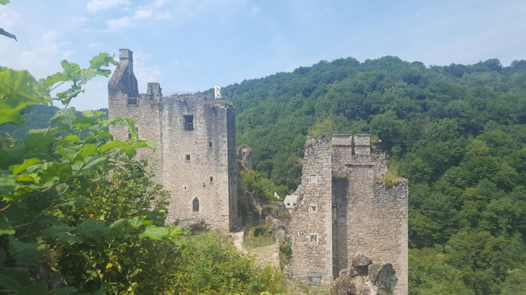 Les Tours de Merle (Corrèze) 20180761