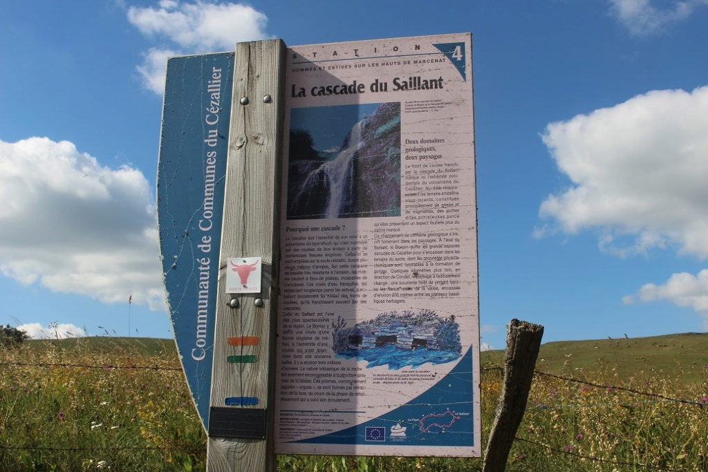 Le Saillant - Marcenat Img_0322