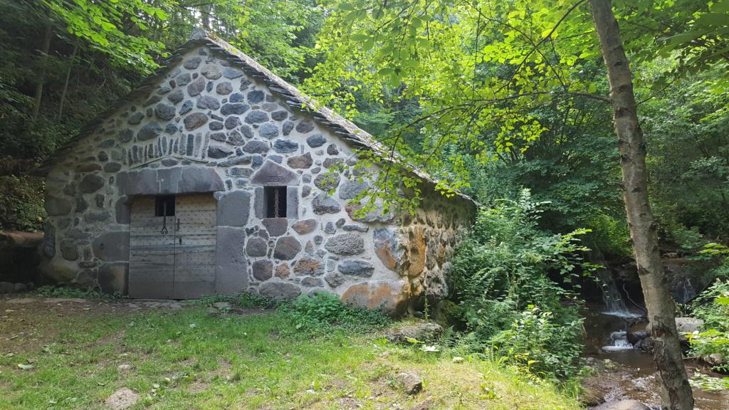 Moulin de Drils (Dienne) Moulin11