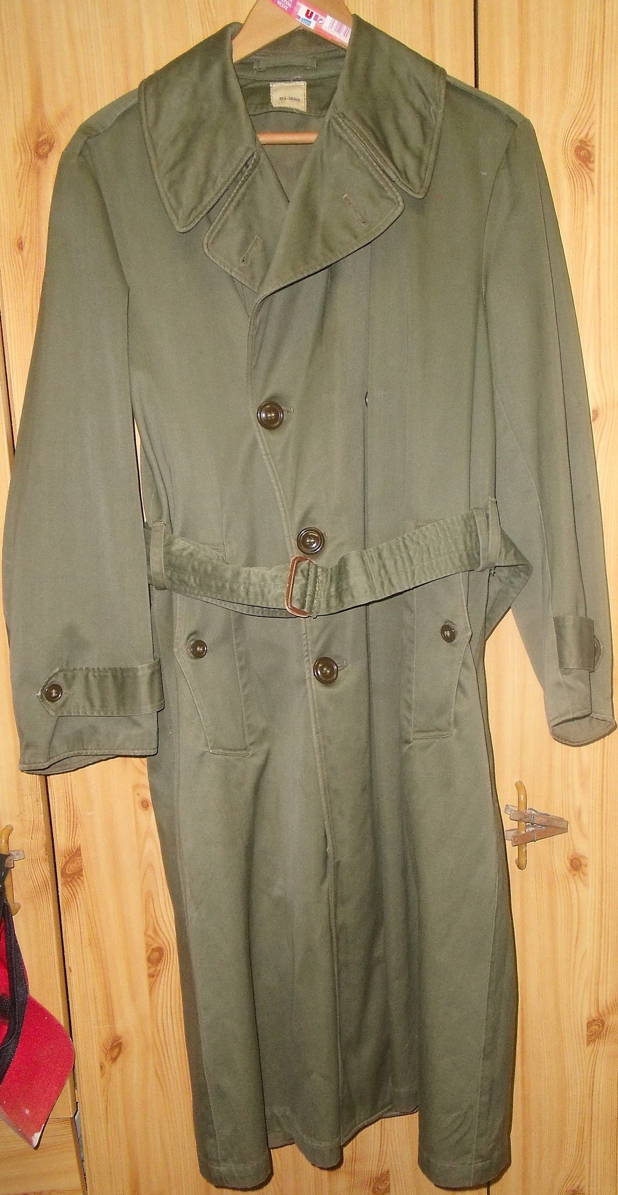 parka officier us  1946 vide maison 00134