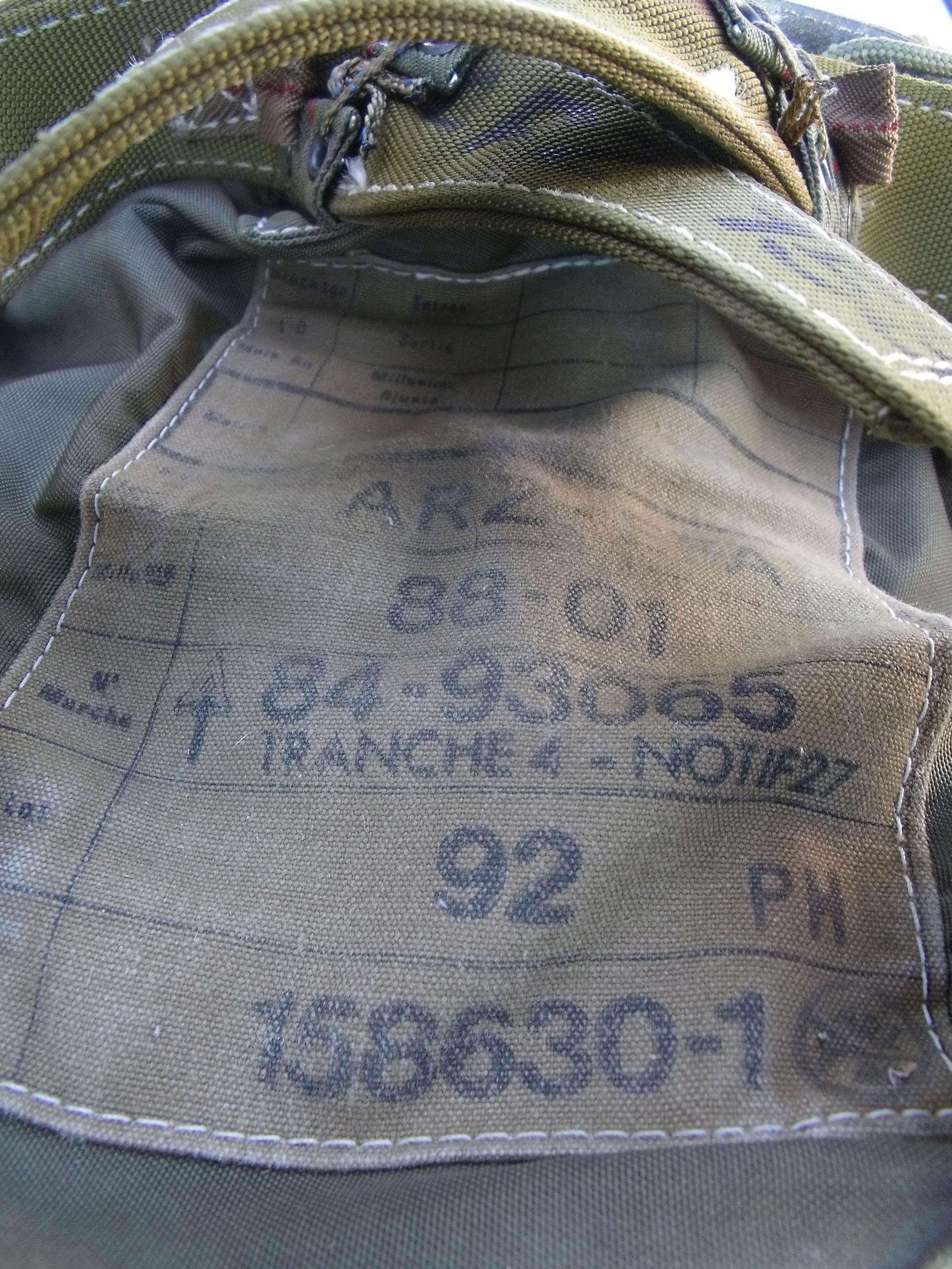 trouvaille parachute AERAZUR  00214