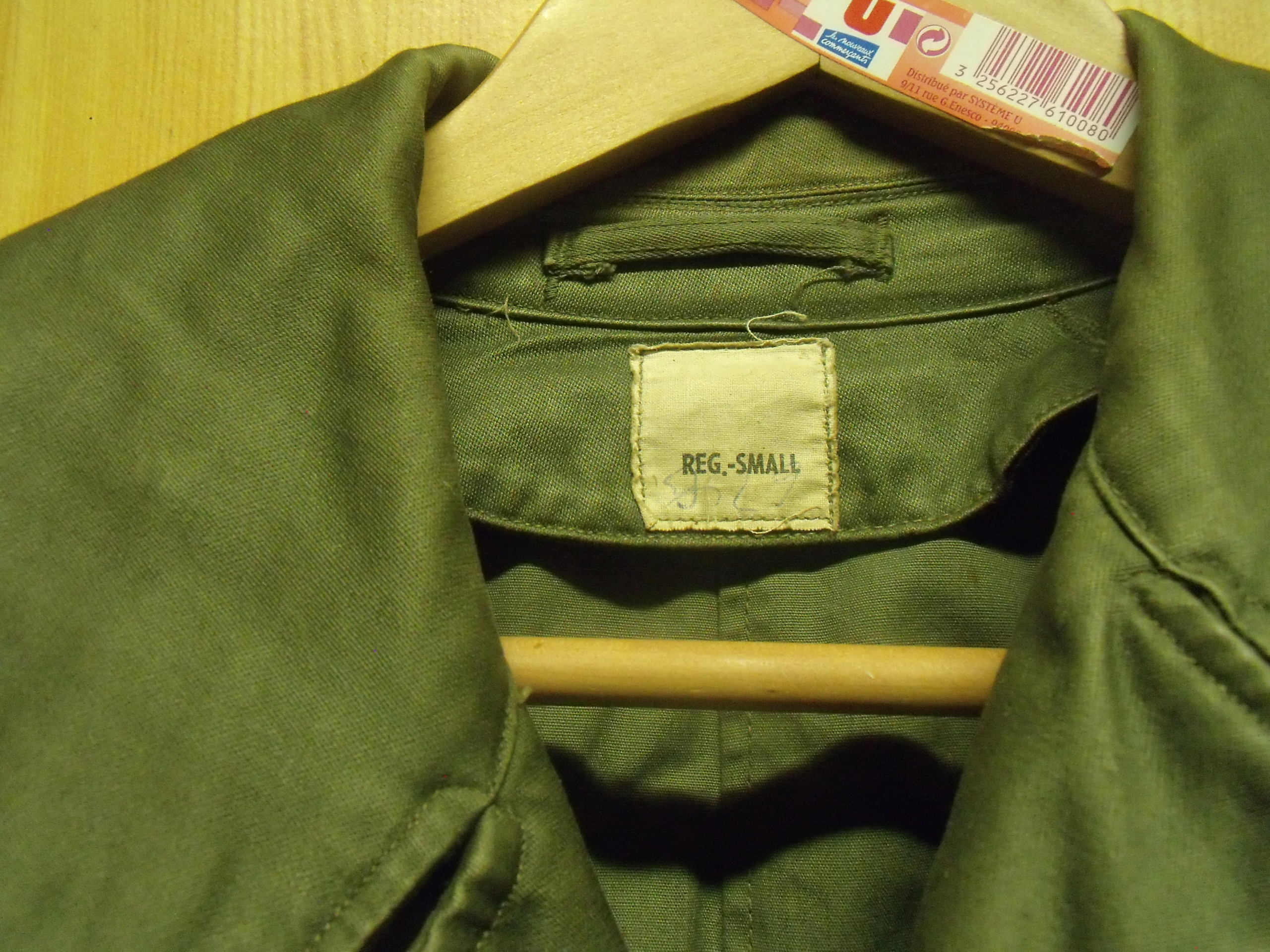 parka officier us  1946 vide maison 00235