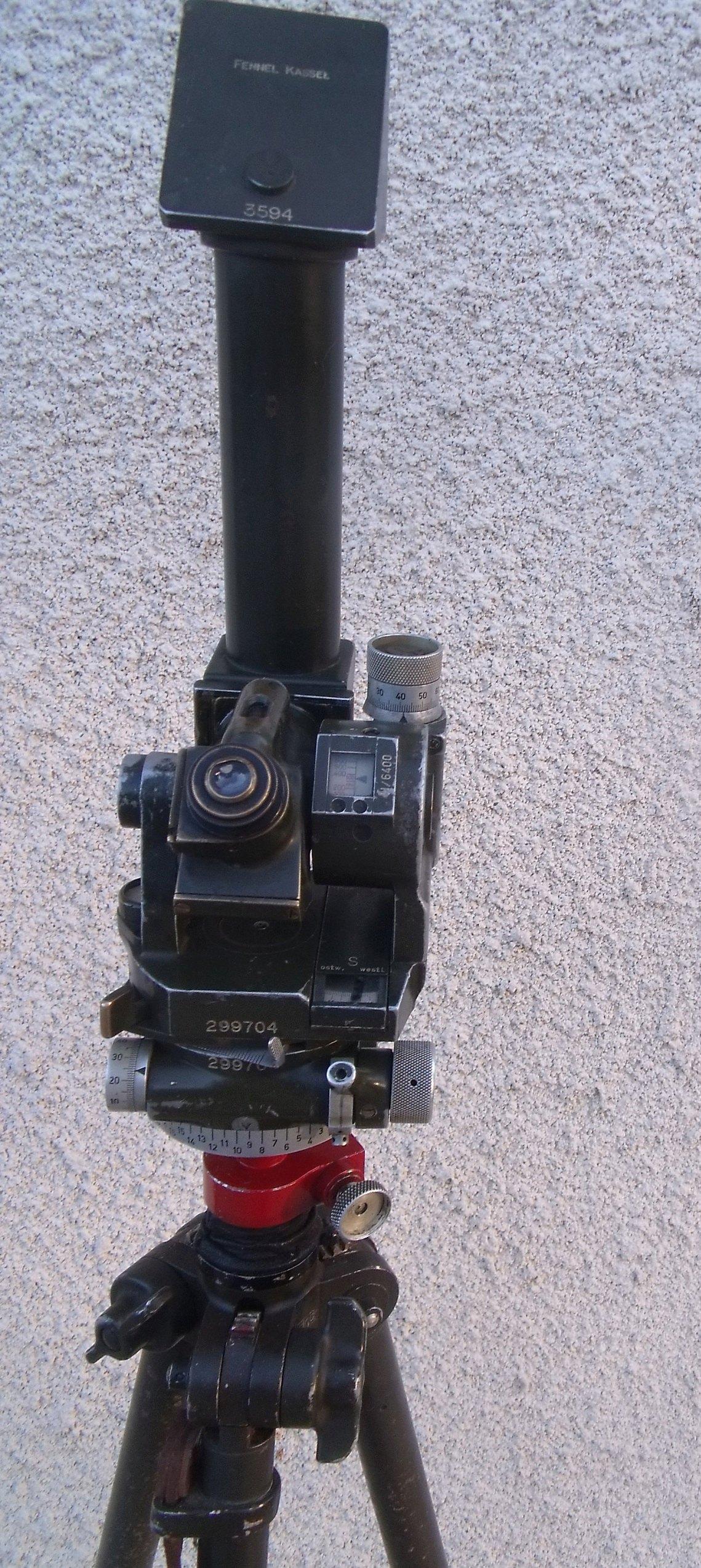 31 - richtkreis 31 dernier achat optique allemand ww2 00324