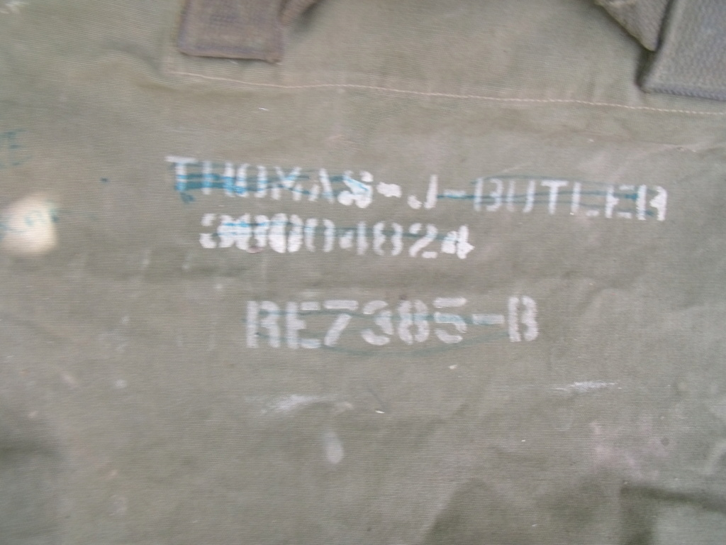 sac marin us Daté 44 francisé MADAGASCAR / TOULOUSE Dscf6829