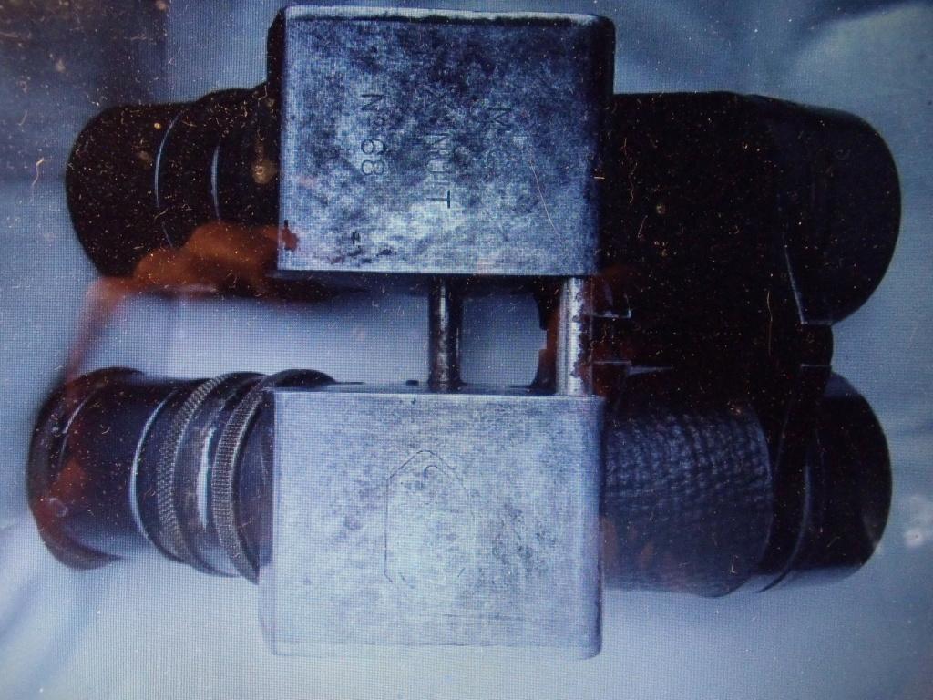 JUMELLE marque  SOM MG  5 X NUIT +  sacoche Dscf7032
