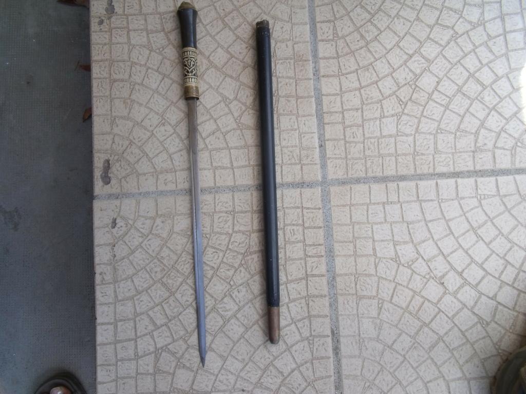 canne épée ancienne  Dscf7119