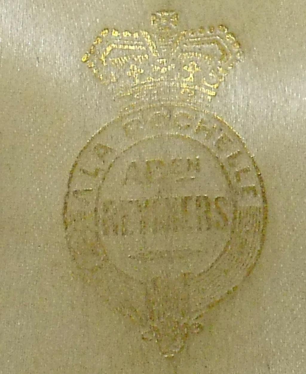 bicorne 3ème république dans sa boite  Dscf7657