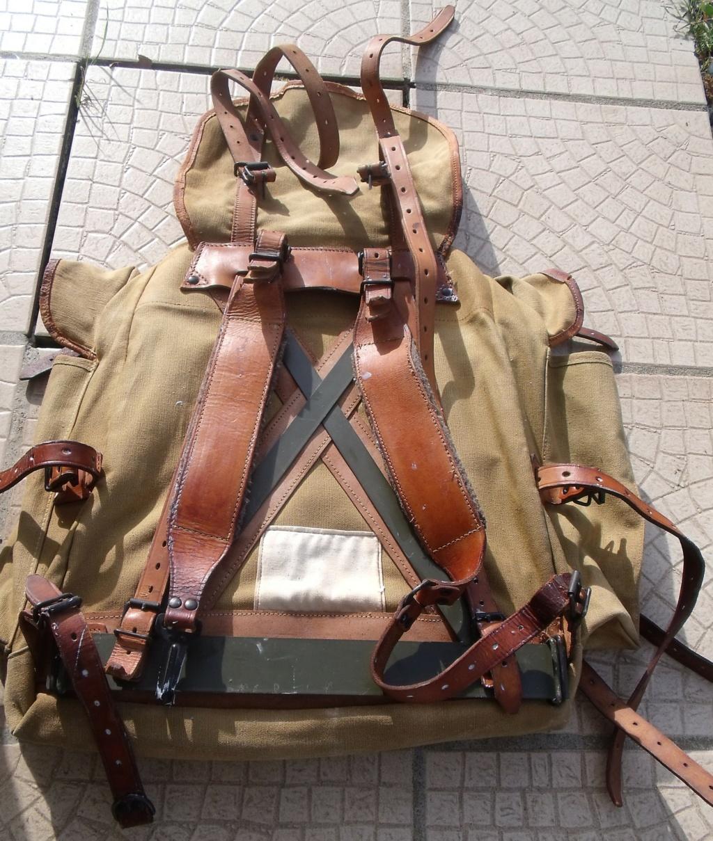 sac à  dos français type BERGAM couleur cachou   Dscf7730