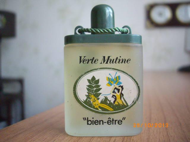 """L'Oréal : Verte Mutine - """"bien-être"""" (1978) Imgp0353"""