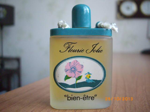 """L'Oréal : Fleurie Jolie - """"bien-être"""" (1978) Imgp0355"""