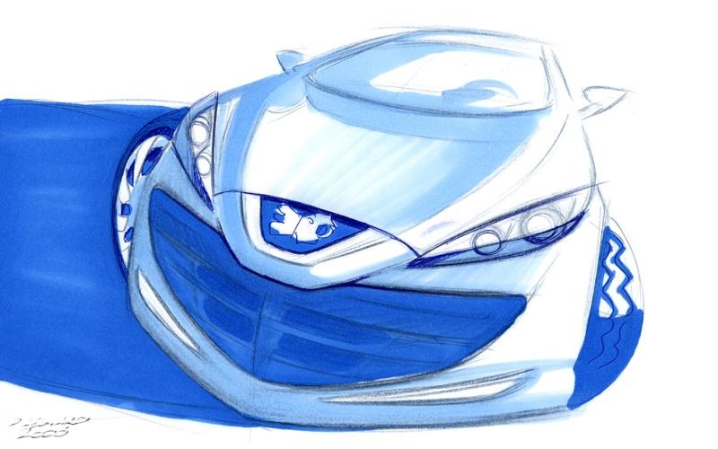 [Présentation] Le design par Peugeot - Page 10 308_0710