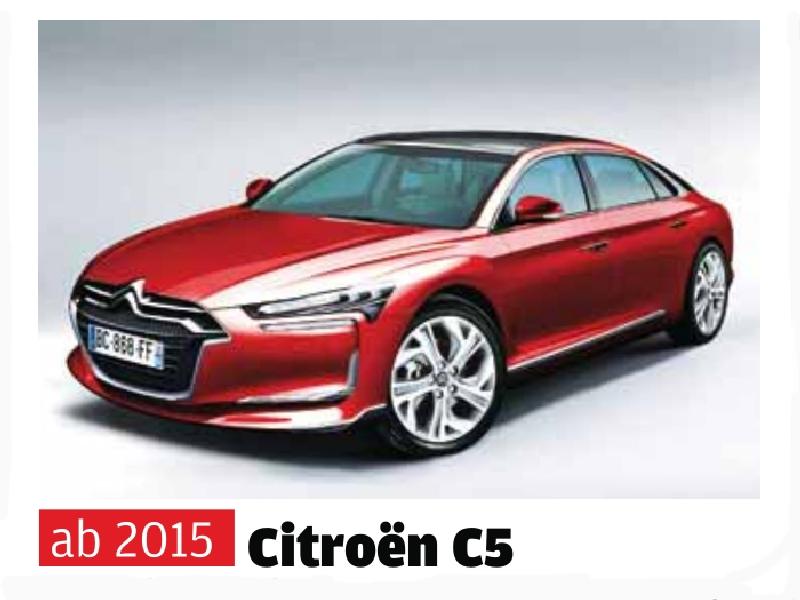 2014/5 - [FUTUR MODÈLE] Citroën C5 MK3 [X8/X9] - Page 38 C51010