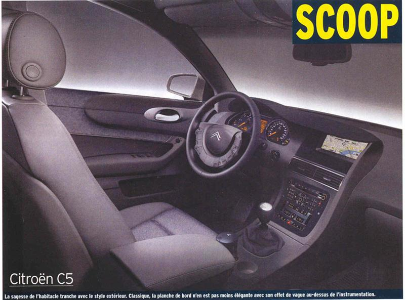 2014/5 - [FUTUR MODÈLE] Citroën C5 MK3 [X8/X9] - Page 38 C5213_10